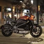 2020, Motor Listrik Harley-Davidson Baru Bisa Hadir di RI