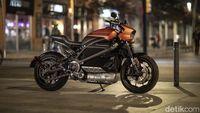 Motor Listrik Keren Harley-Davidson LiveWire