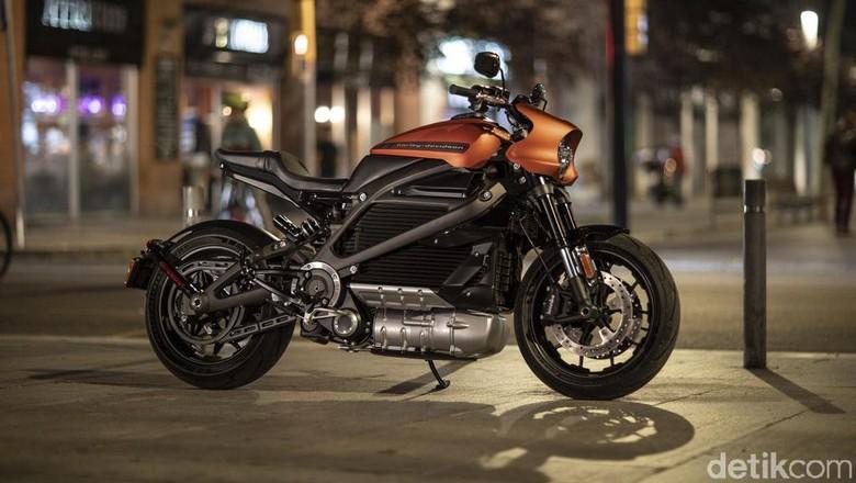 Harley LiveWire (Foto: Harley-Davidson)