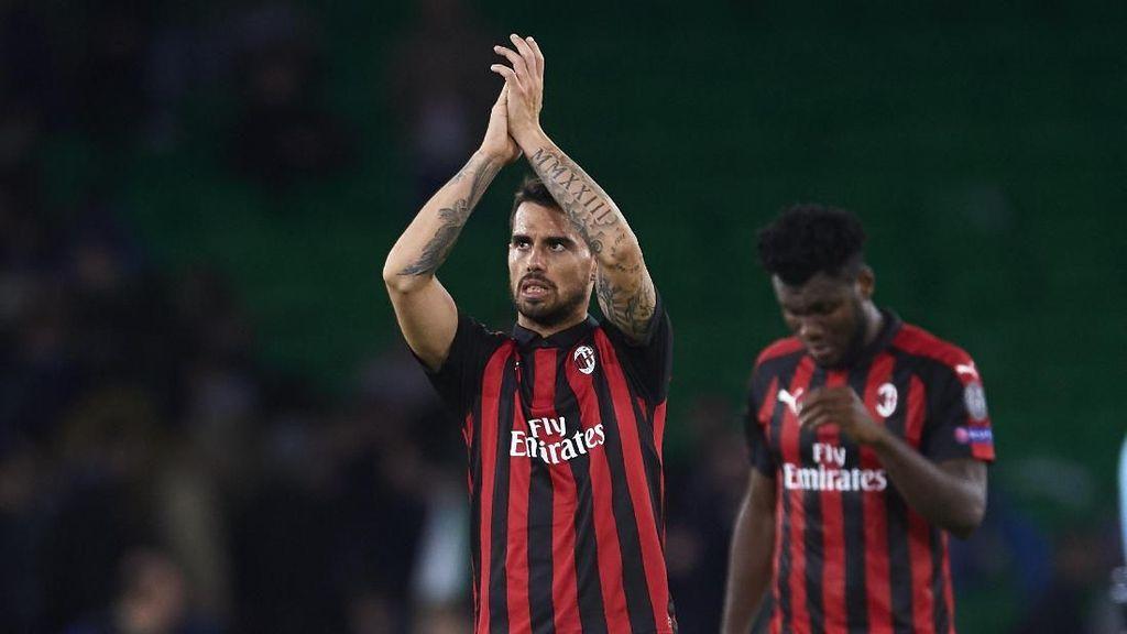 Dengan Rp 666 M, Liverpool Mau Bawa Pulang Suso dari Milan