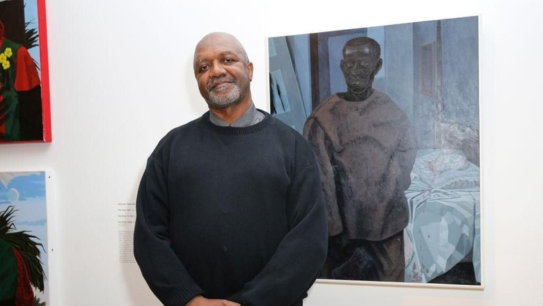 Jual Karya Rp 300 M, Kerry James Marshall Jadi Seniman Berpengaruh Dunia