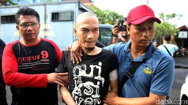 Penyerang Polsek Penjaringan Diobservasi 2 Minggu di RS Polri