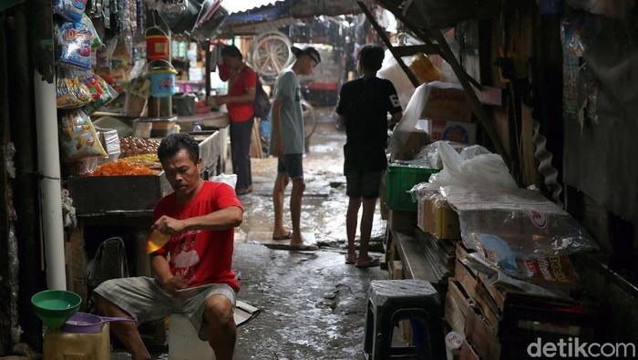 Makanan bergizi seimbang bisa dibeli dengan uang belanja Rp 50 ribu. (Foto ilustrasi: Agung Pambudhy)