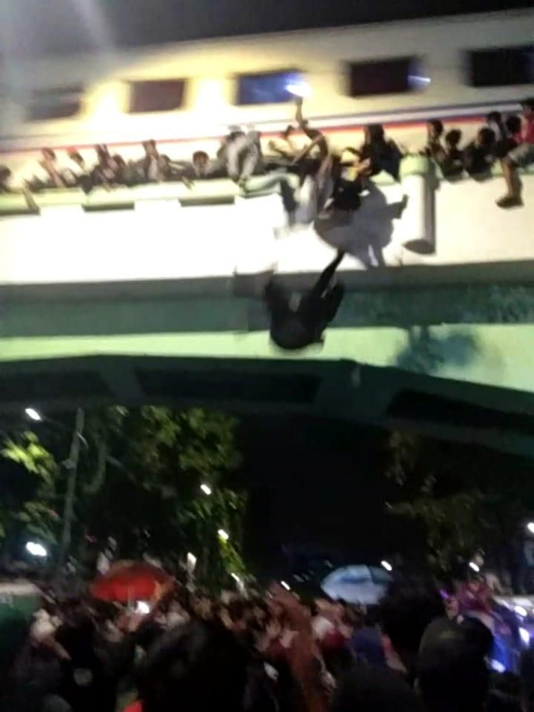 Saat Pertunjukan Drama Surabaya Membara Berubah Jadi Duka