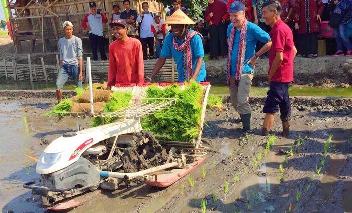 8 Negara Anggota Fao Intip Sistem Pertanian Di Indonesia