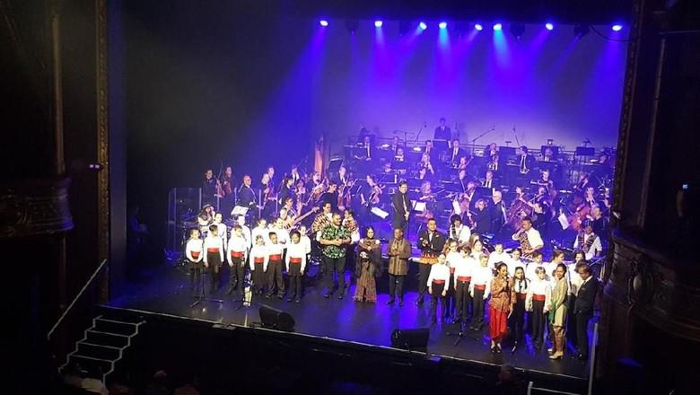 Sebuah Simfoni Persahabatan Indonesia - Selandia Baru