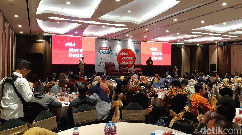 #InternetBaik di Bandung, Lawan Hoax dan Ciptakan Konten Kreatif