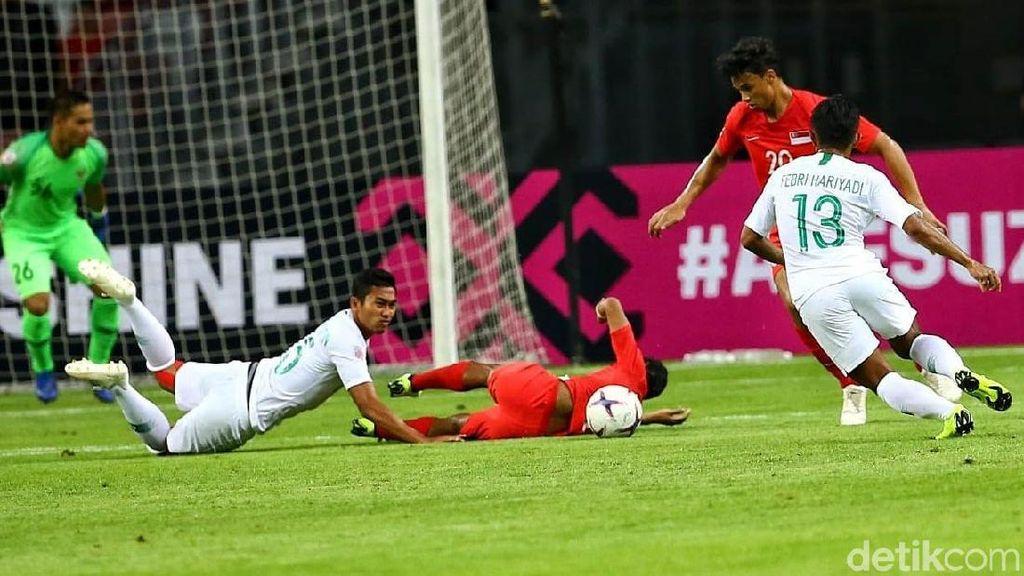 5 Faktor Pemicu Kegagalan Indonesia di Piala AFF 2018