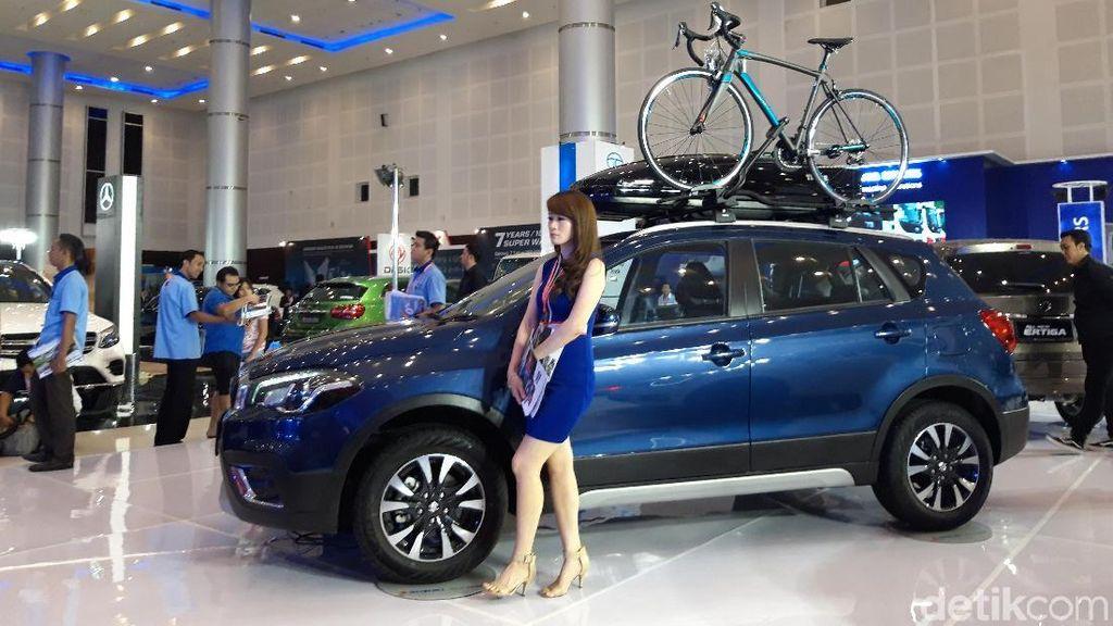 Suzuki Ignis Buatan India Diuji Tabrak, Bagaimana Hasilnya?