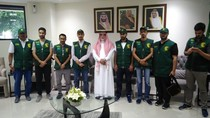Raja Salman Kirim 370 Ton Sembako untuk Korban Gempa Palu