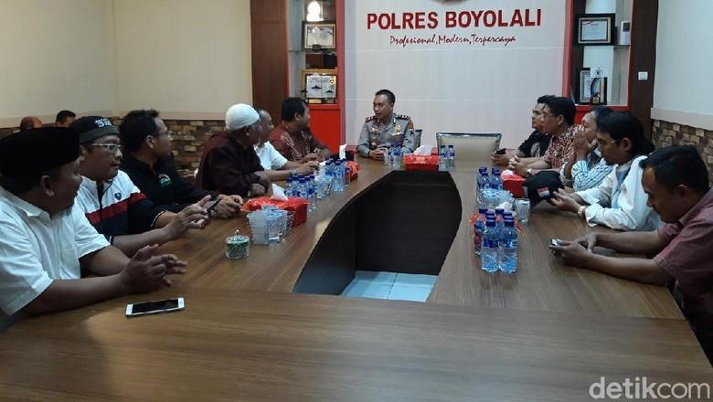 Bupati Boyolali Dipolisikan Lagi Soal Makiannya pada Prabowo