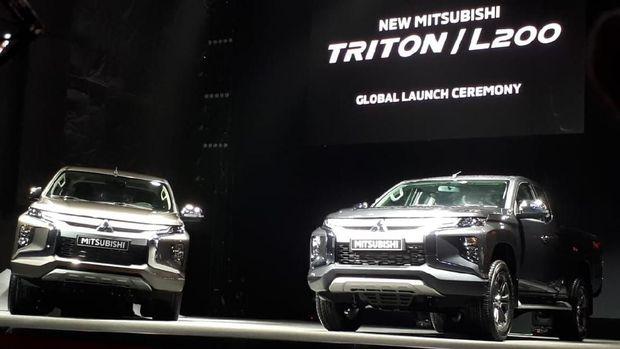 Saudara Kembar Mitsubishi Triton di Italia Telah Punah