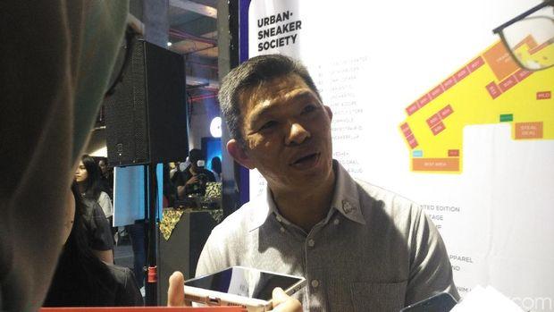 Raymond Lim, Direktur STB untuk Indonesia