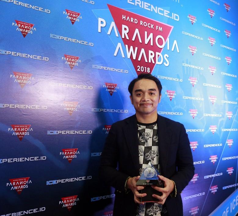 Dipha Barus. Foto: dok. Paranoia Awards 2018