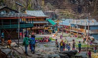 Jauh di Lembah Parvati, tepatnya di wilayah Himachal Pradesh, India bagian utara terdapat desa kecil yang belum banyak didengar traveler. Desa bernama Malana. (Samantha Leigh Scholl/Alamy/BBC Travel)