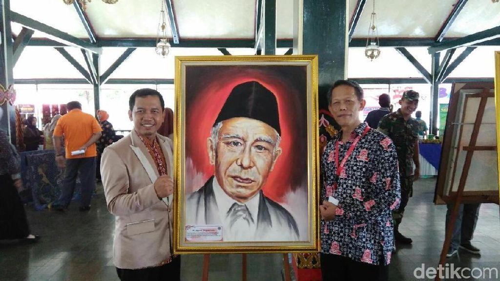 Sambut Hari Pahlawan, Lukisan Tokoh Asal Purworejo Dipamerkan