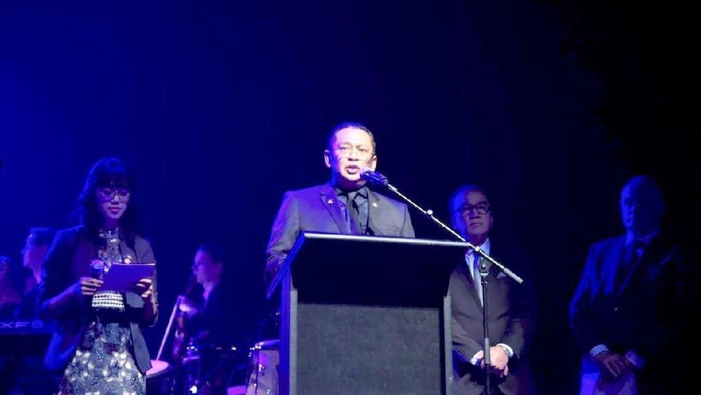 Ketua DPR Sebut Orkestra Bisa Pererat Hubungan RI-Selandia Baru