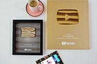 Capai 1 Juta Subscriber, Vivo Dapat Penghargaan Gold Play Button