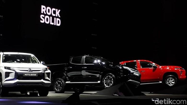 Mitsubishi new Triton Foto: M Luthfi Andhika