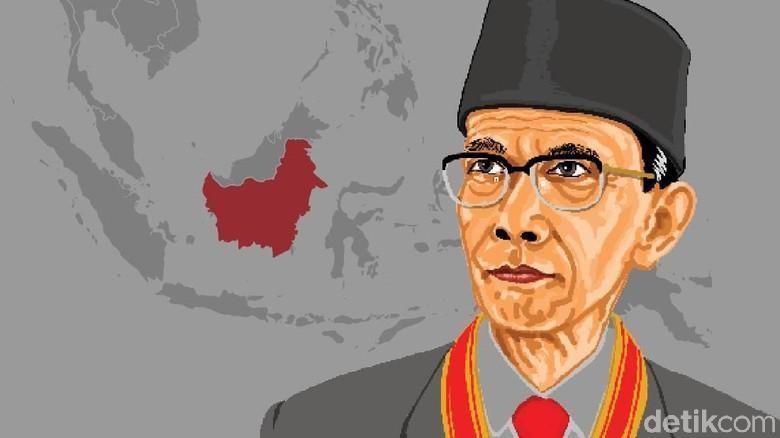 PM Noor Sang Ahli Strategi dan Bapak Pembangunan dari Kalimantan