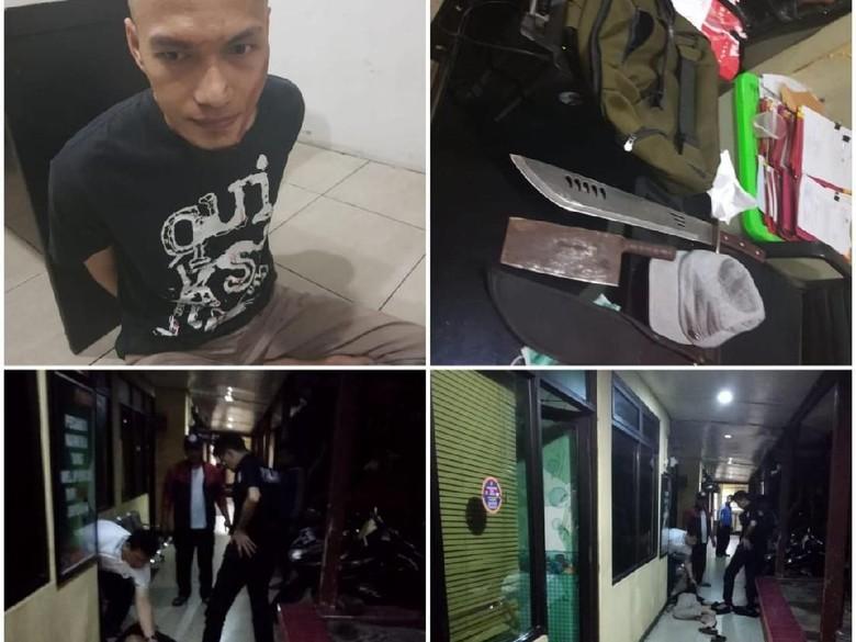 Polisi Beri Tembakan Peringatan Sebelum Lumpuhkan Rohandi