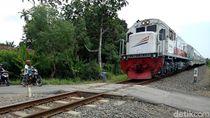 Waspada, 18 Titik Jalur KA Pasuruan-Banyuwangi Ini Rawan Bencana