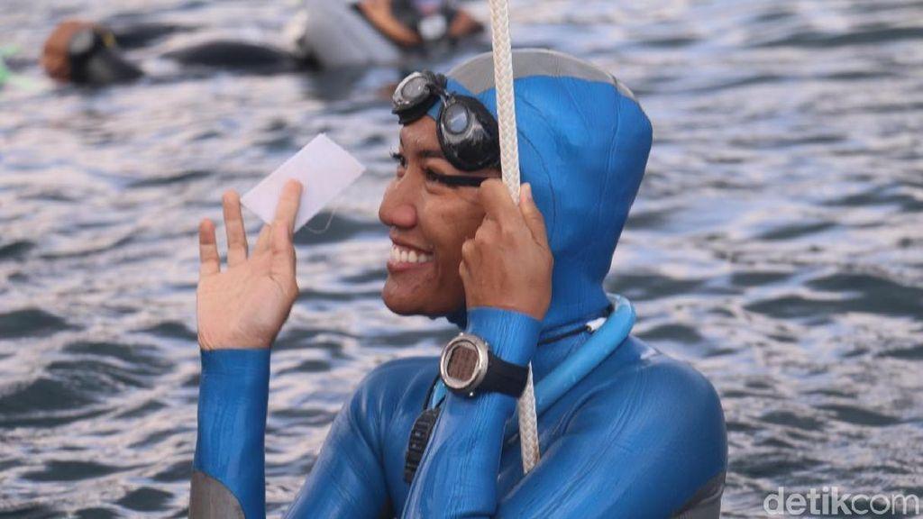 Ratu Freediving Dunia Juarai SIFC 2018 di Sabang