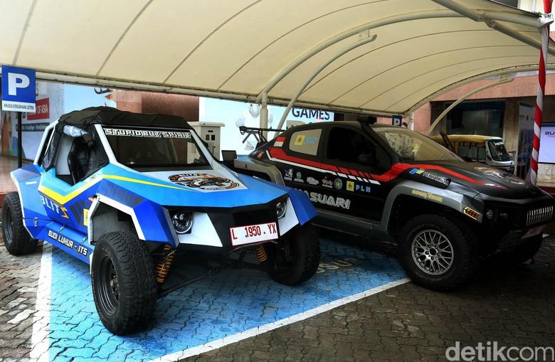 Mobil Listrik Blits. Foto: Rengga Sancaya