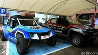 Spek Mobil Listrik Mahasiswa yang Bakal Tempur di Reli Dakar 2021