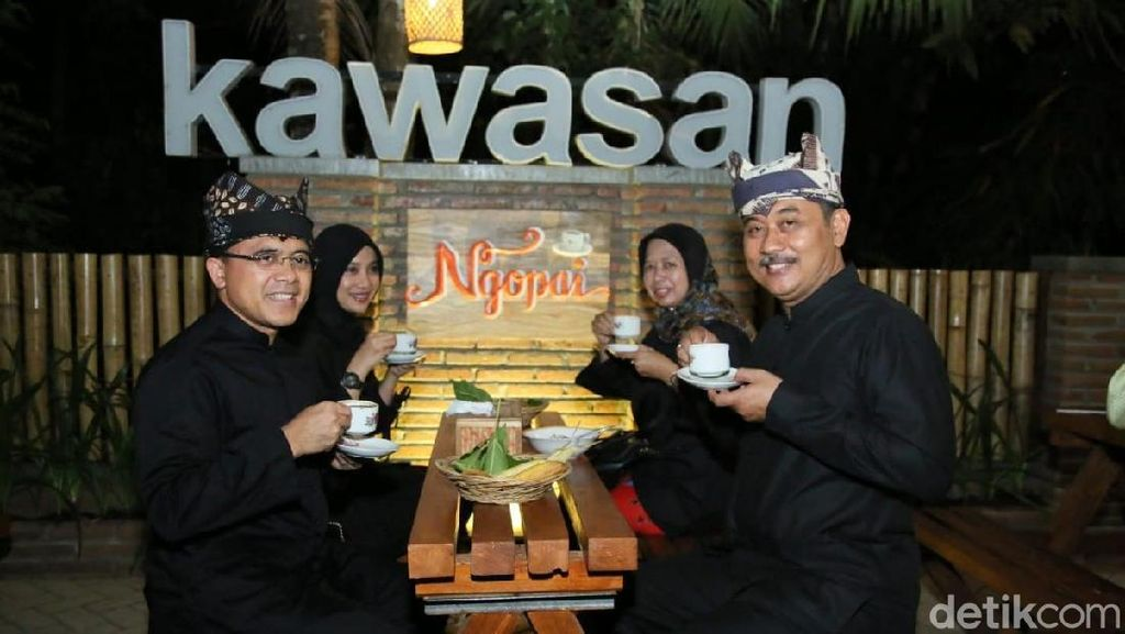 Ngopi Sepuluh Ewu & Aneka Event Seru di Banyuwangi Bulan November
