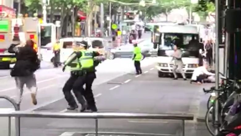 ISIS Klaim Bertanggung Jawab atas Penyerangan di Melbourne