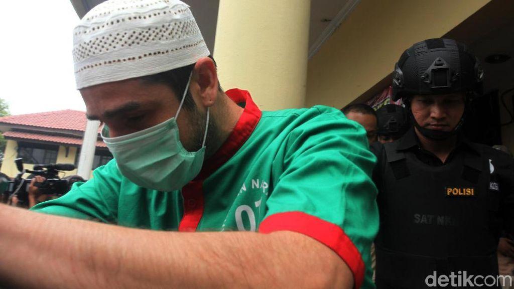 Kisah Claudio Martinez dan Ganja: Dari Chile Berakhir di Depok