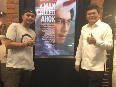 Adik Ahok Basuri Turut Serta Promosikan 'A Man Called Ahok'