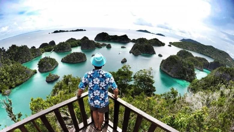 Raja Ampat, salah satu destinasi bawah laut terindah di Indonesia (Asri Vernon/dtraveler)