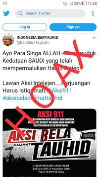 Munarman Tepis Isu FPI Geruduk Kedubes Saudi