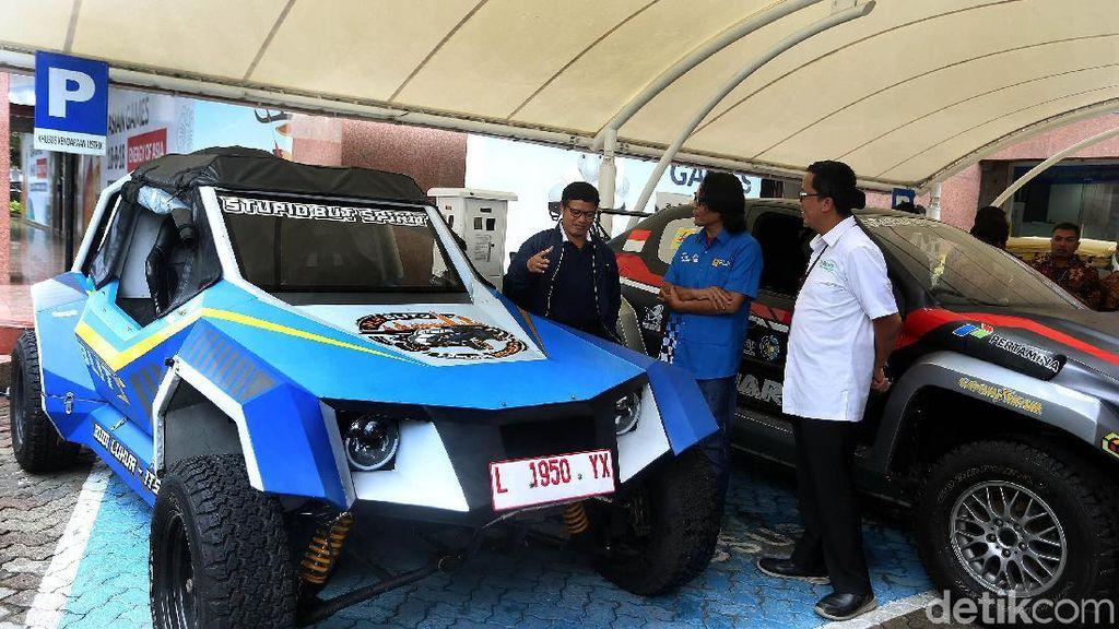 Indonesia Baru Bisa Merakit Mobil Saja
