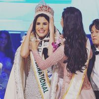 Mariem Velazco dari Venezuela jadi Miss International 2018