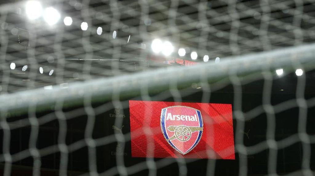 Arsenal Diredam Sporting di Emirates