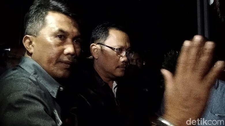Tiba di Bandung, Buron Koruptor Rp 25 M Dijebloskan ke Sukamiskin