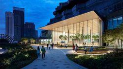 Apple Store Siap Dibuka di Bangkok, Begini Wujudnya