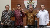 Mendagri dan MenPAN-RB Sambangi KPK
