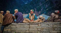 Bagi orang-orang India, penduduk Malana sudah dikenal sangat ketat dan tegas pada pengunjung dari luar desa mereka, meski adalah orang India. (Samantha Leigh Scholl/Alamy/BBC Travel)