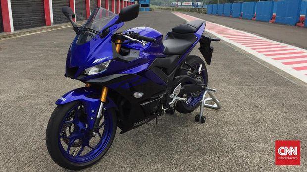 Melucuti Persiapan Yamaha Buat Desain Baru MT-25