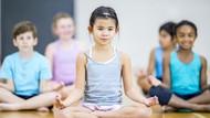 Manfaat Meditasi untuk Anak