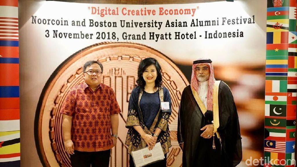 RI Punya Mata Uang Digital Syariah Pertama di Dunia Lho