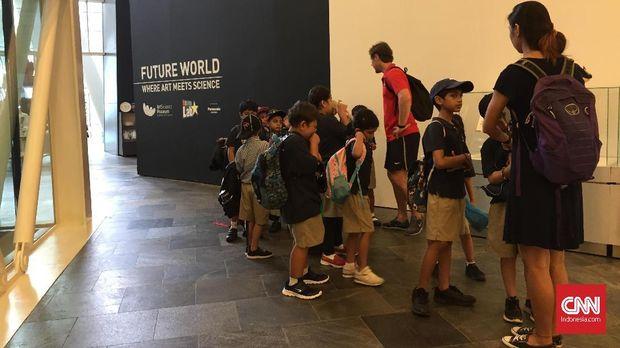 Menyapa para Jagoan Marvel di Singapura