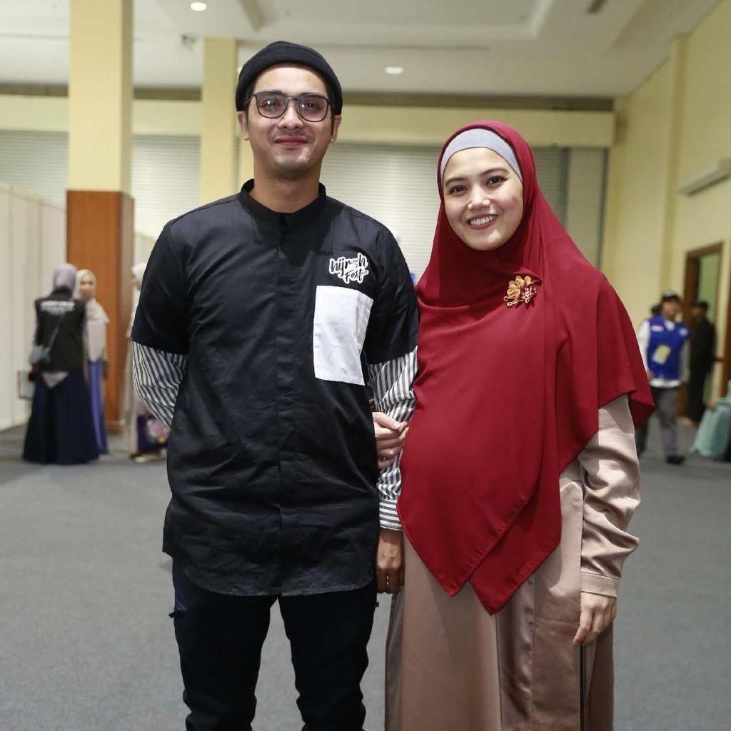 Cerita Herfiza-Ricky Harun Dapat Anak Laki-Laki Tepat di Harbolnas
