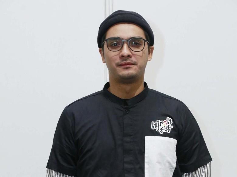 Ricky Harun Foto: Ismail/detikHOT