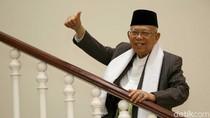 Maruf Amin di Antara Jokowi dan Aksi 212