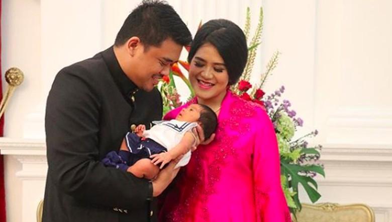 Ramai Isu Sedah Mirah Bukan Anaknya, Kahiyang Ayu Didukung Netizen